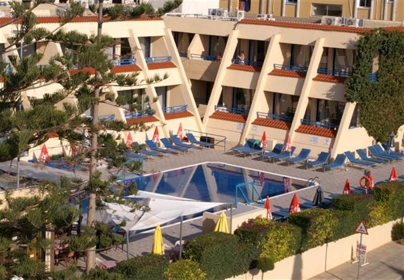 나파 프린스 호텔 아파트먼츠