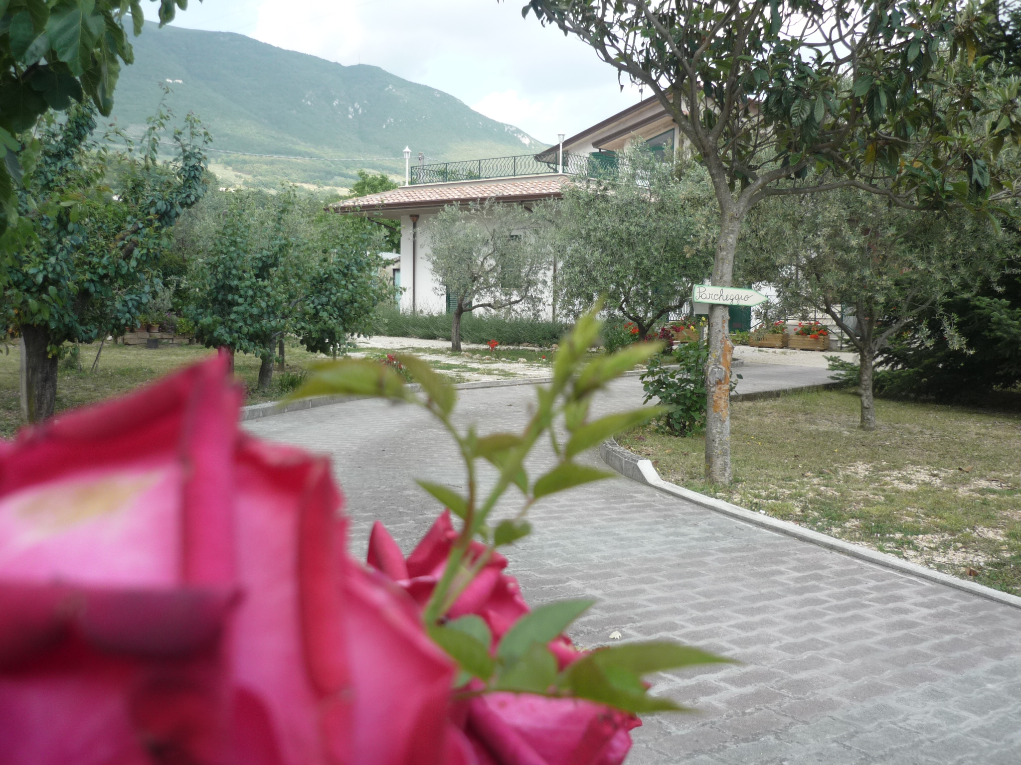 Camere Villa Alessandra
