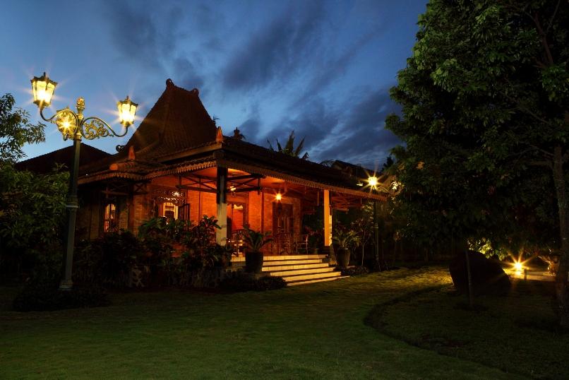 Alam Jogya Resort