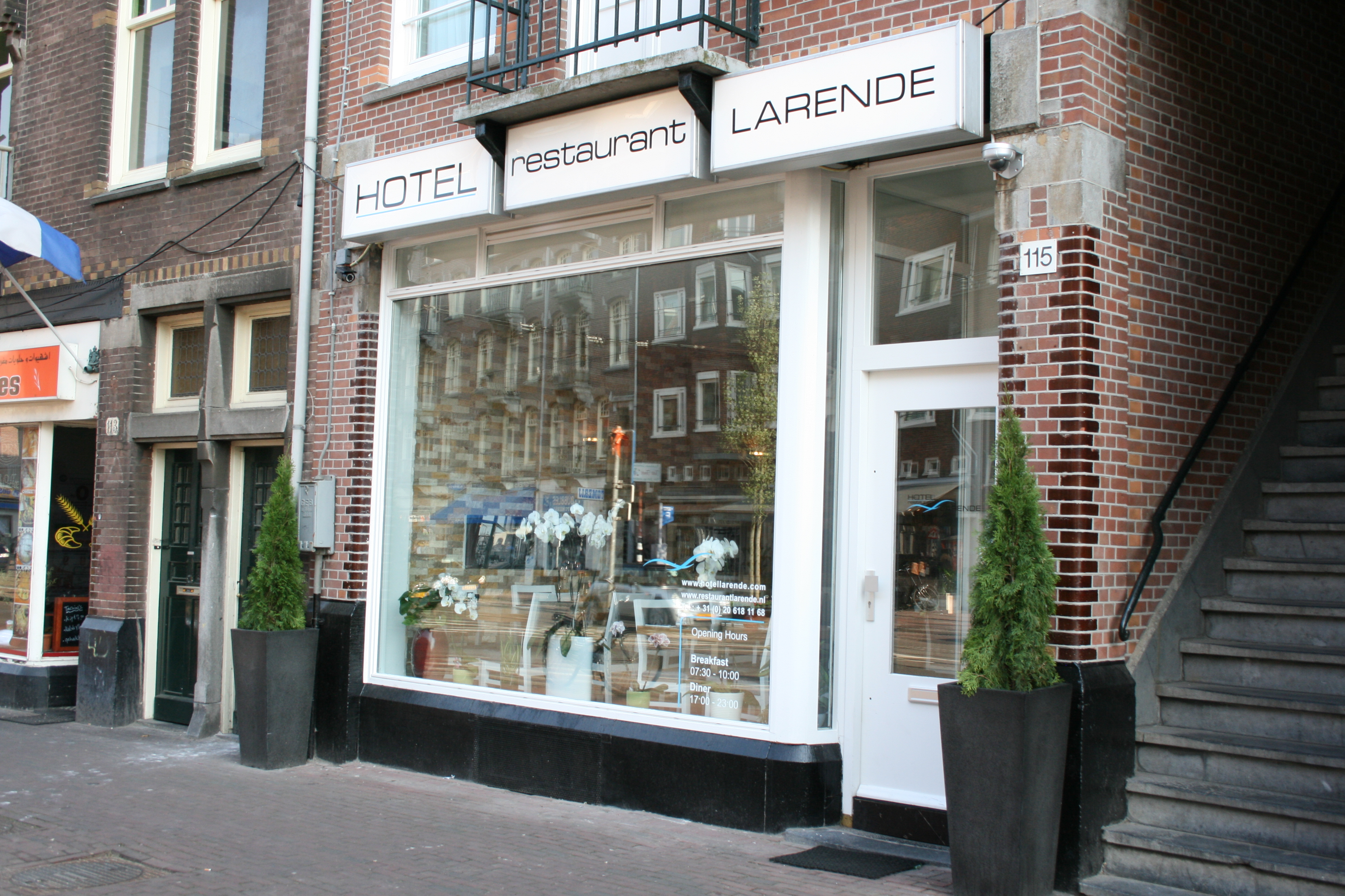 Hotel Restaurant Larende