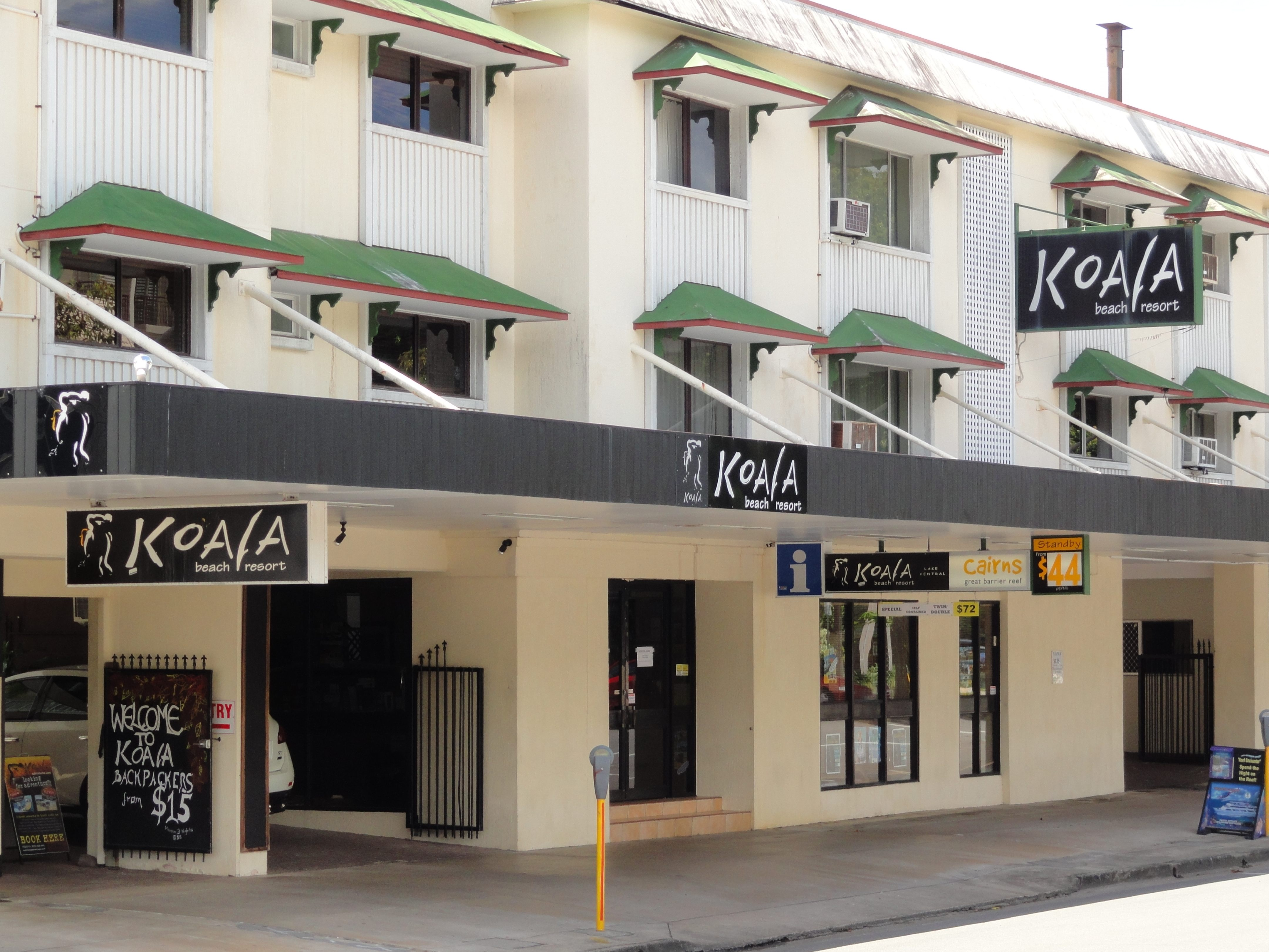 Koala Beach Resort