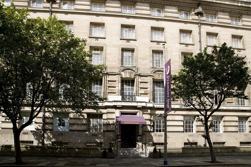 ‪Premier Inn London County Hall Hotel‬