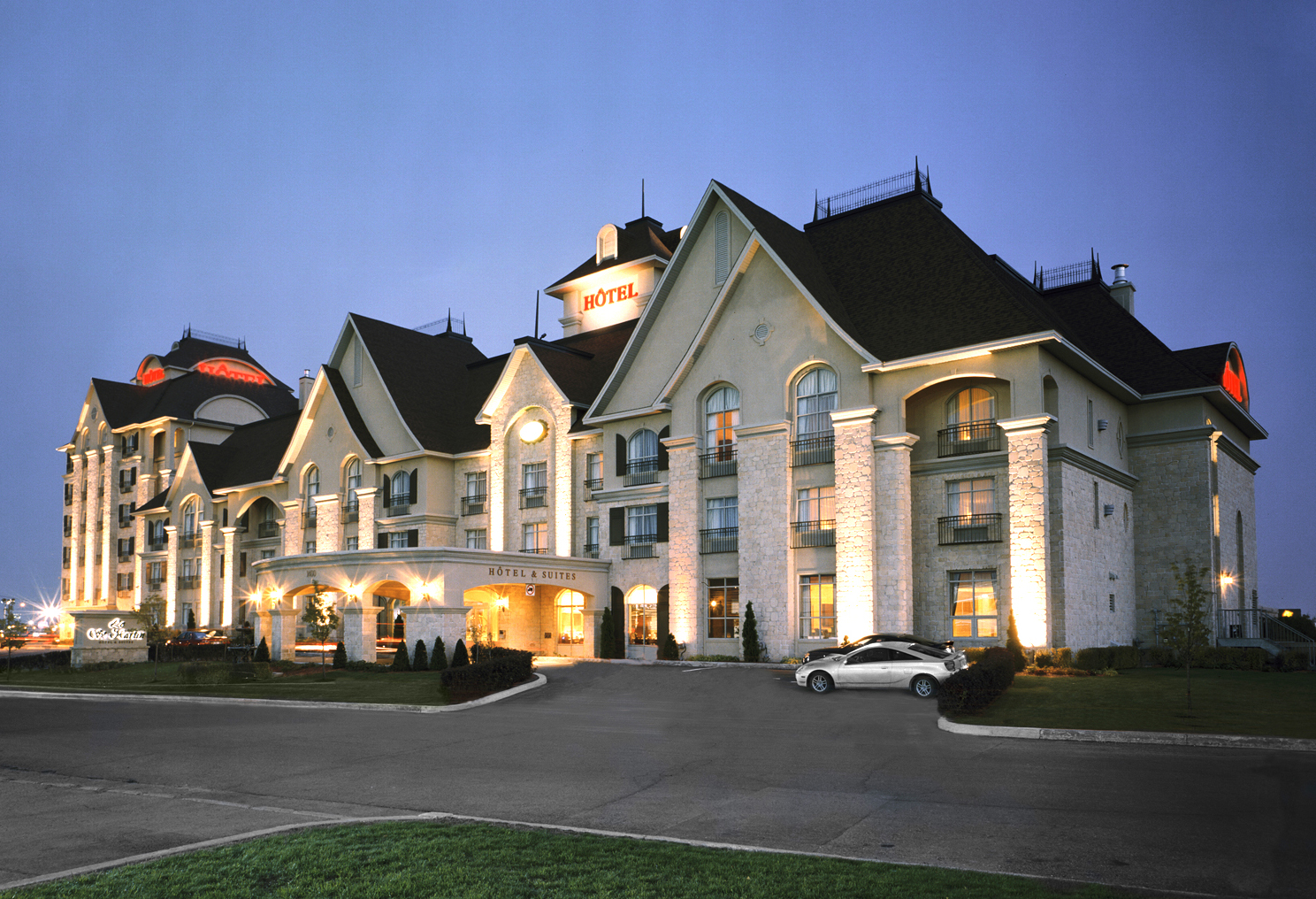 Le St-Martin Hotel and Suites