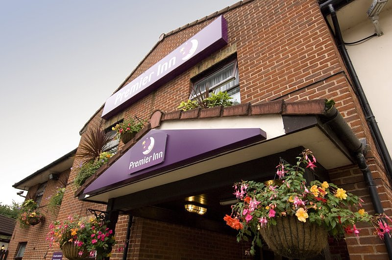 Premier Inn Nottingham South Hotel