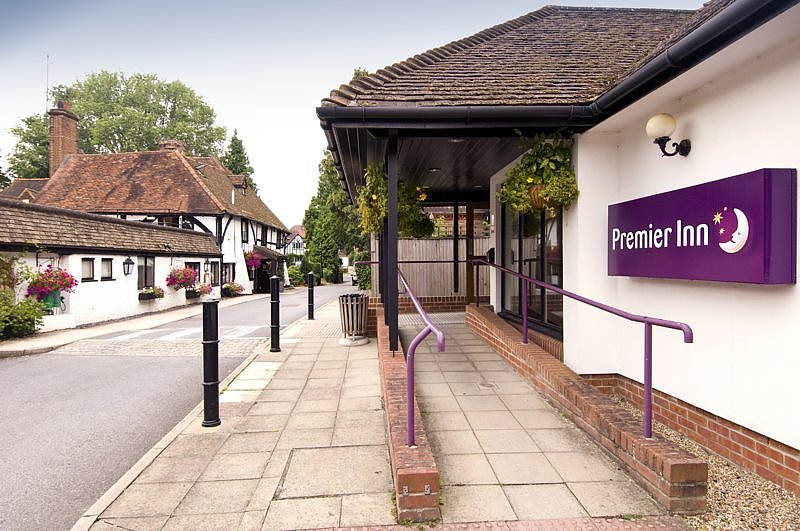 Premier Inn Redhill Reigate Hotel