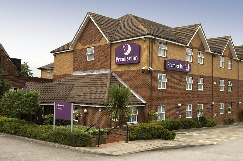 Premier Inn Rotherham East (M18/M1) Hotel