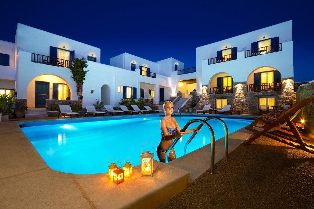 Ios Resort Hotel