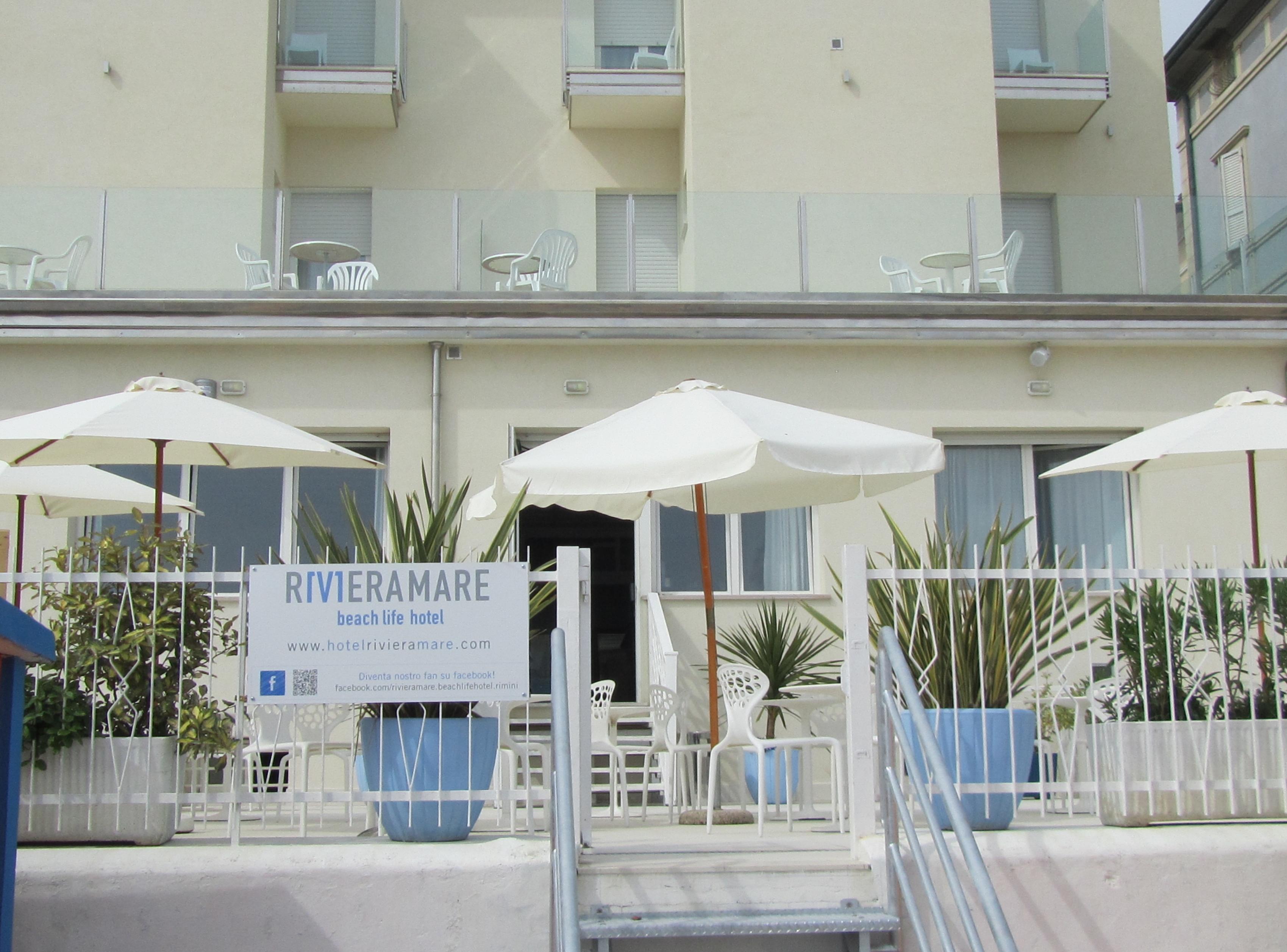 海濱馬爾海灘生活飯店