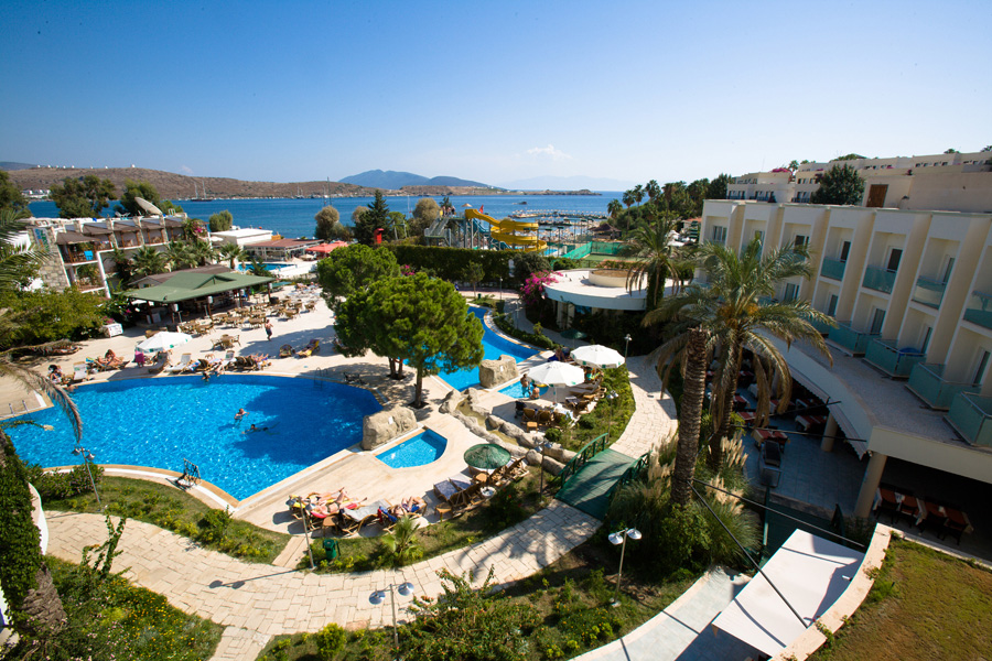 Royal Palm Beach Hotel Gumbet Turkey Reviews Photos Price Comparison Tripadvisor