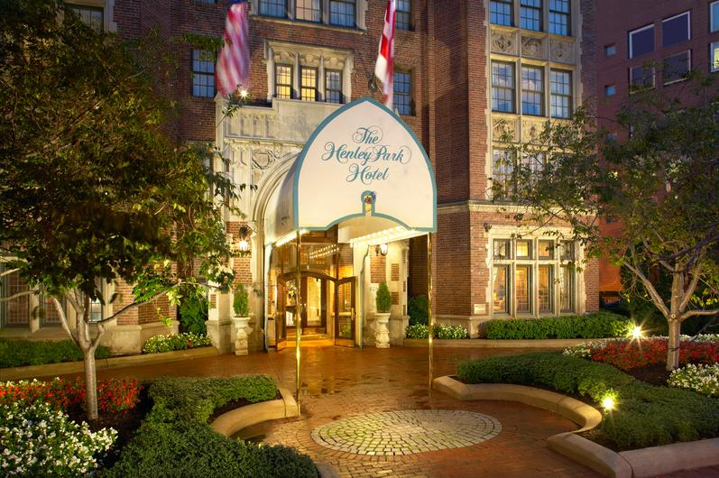ザ ヘンリー パーク ホテル