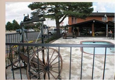Ranch House Motel and Restaurant