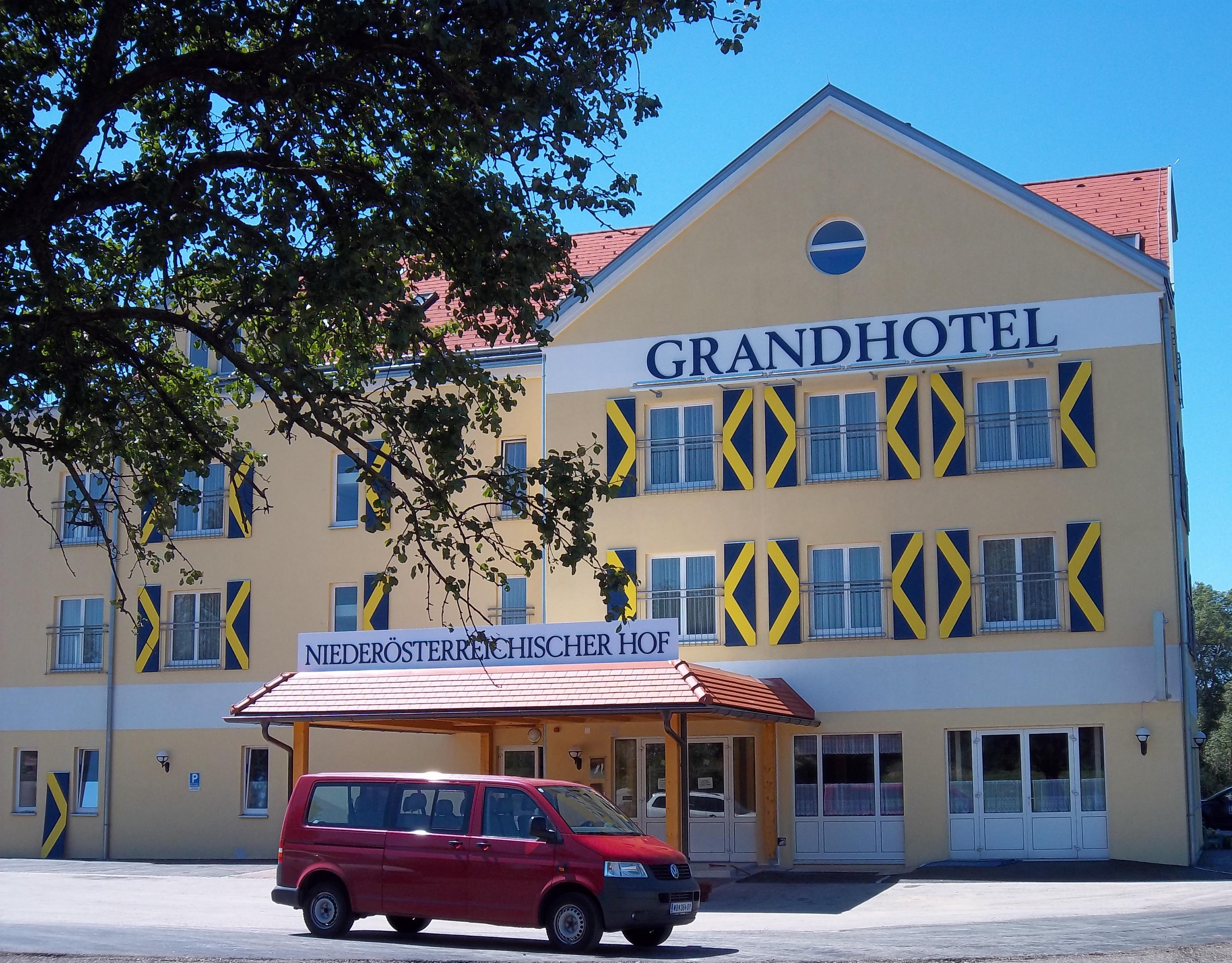 格朗德倪德羅霍夫酒店