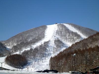 Urabandai Nekoma Ski Place