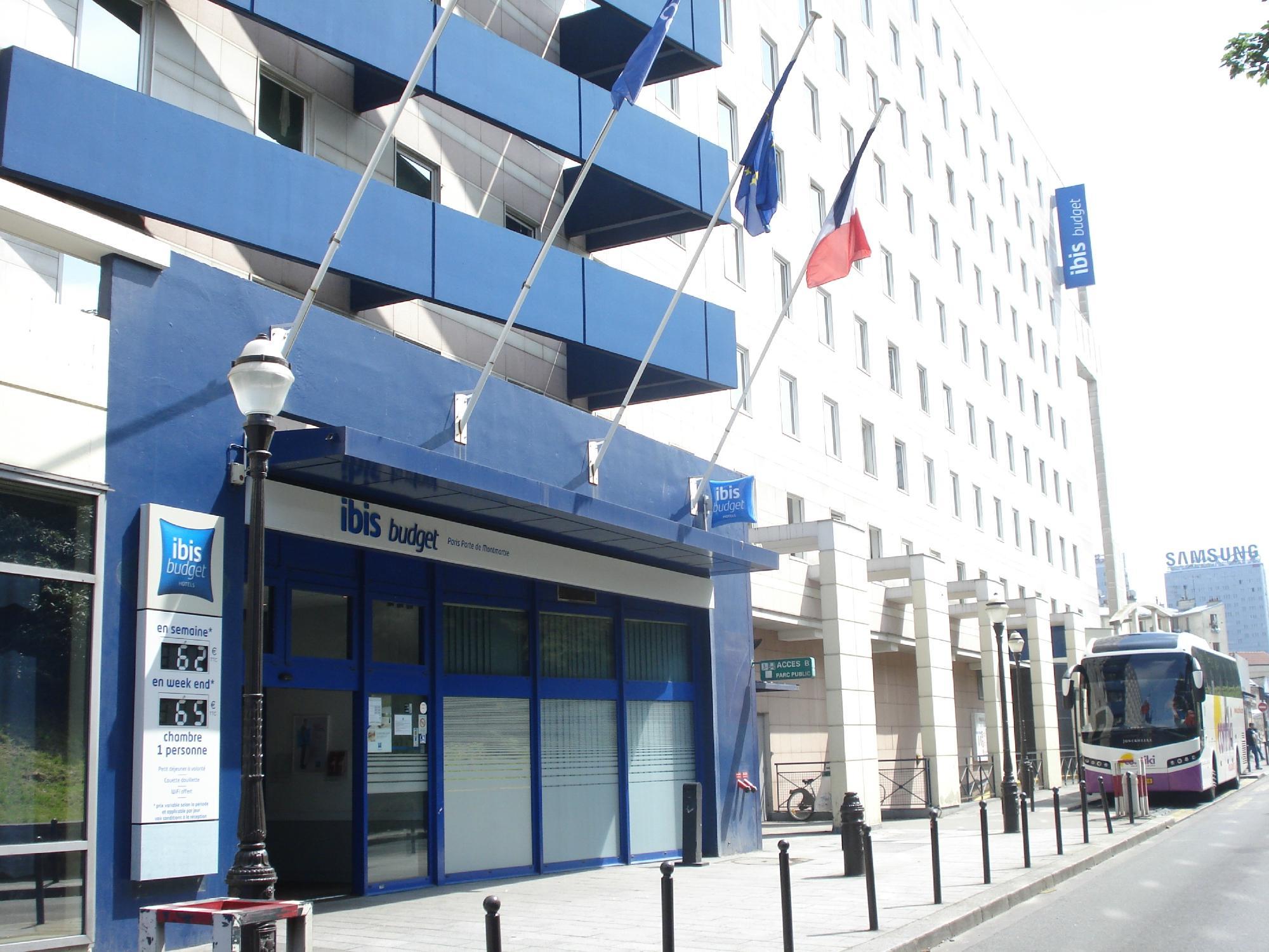 ibis budget Paris Porte de Montmartre
