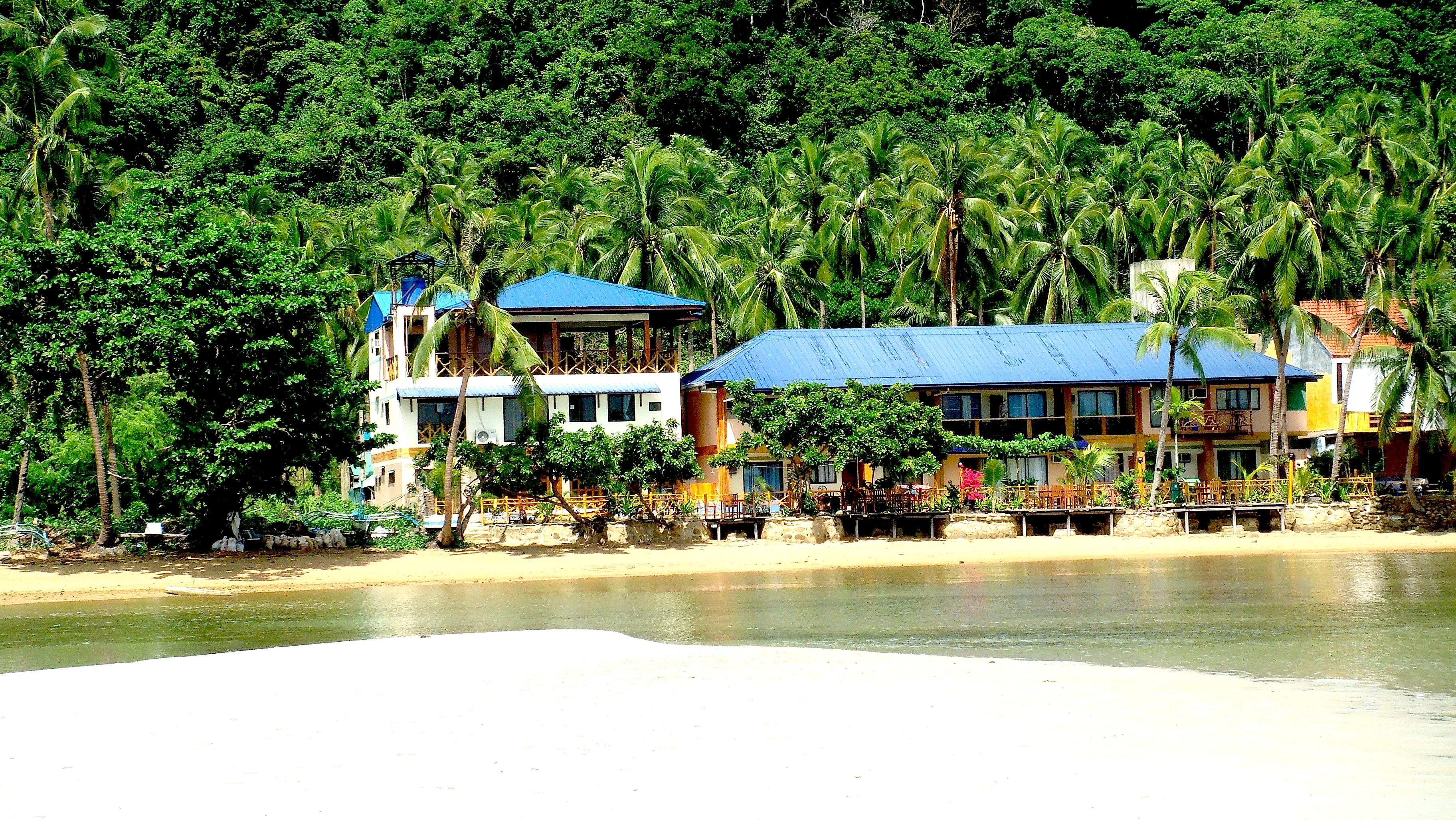 Elnido Four Seasons Resort