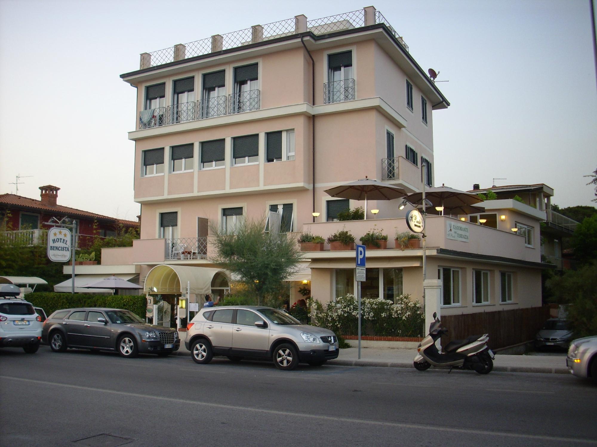 Hotel Bencista'