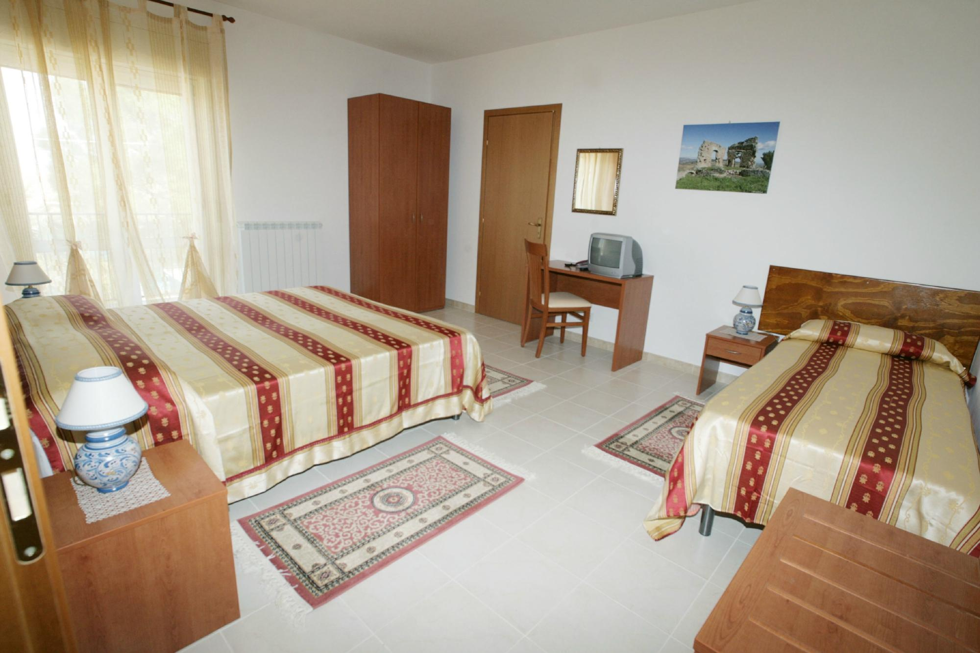 La Ganzaria Bed & Breakfast