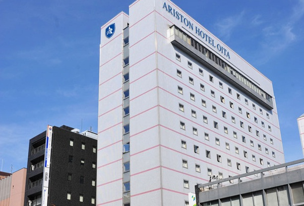 Ariston Hotel Oita