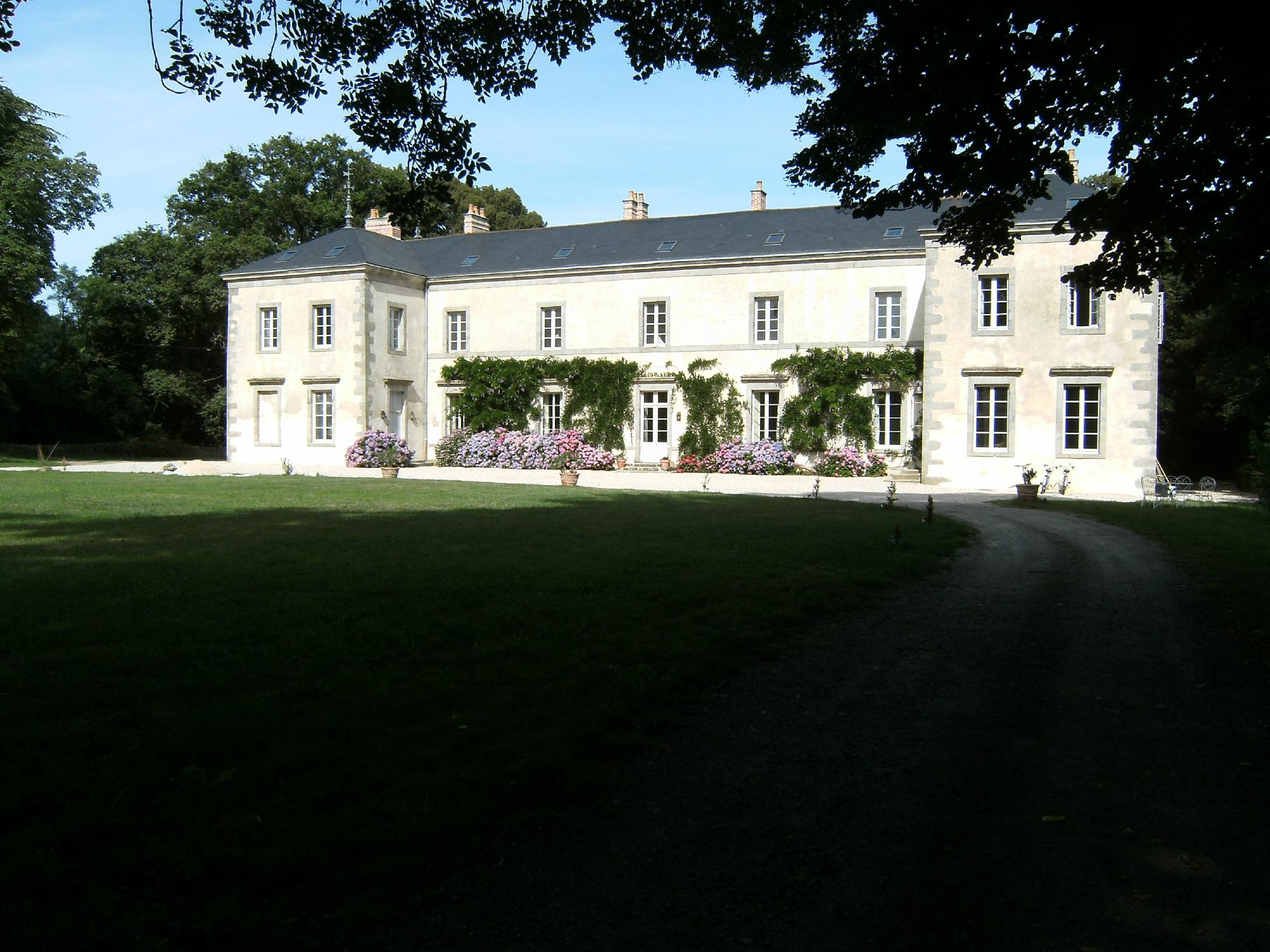 Chateau de la Marronniere