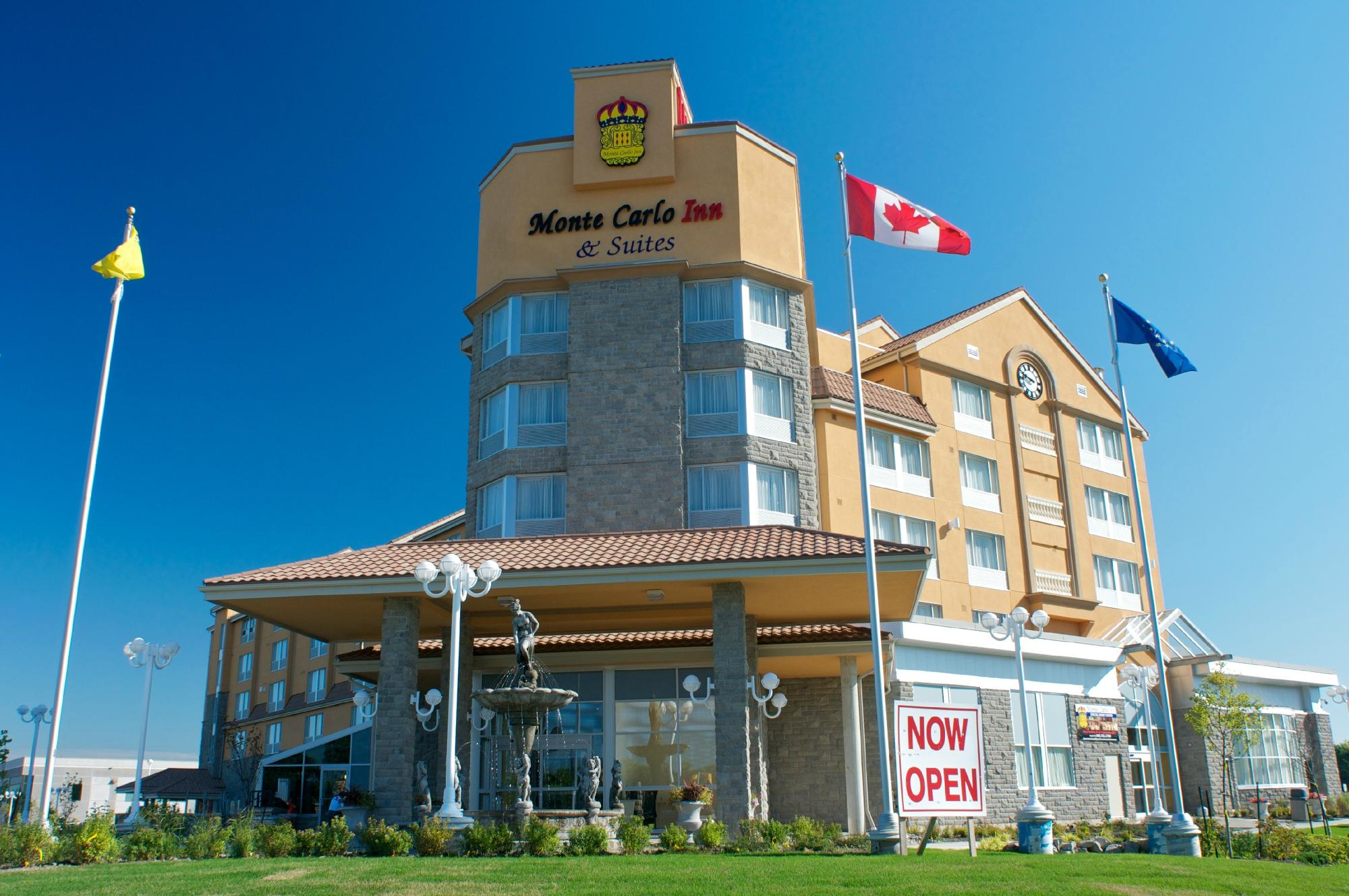 ‪Monte Carlo Inn & Suites Downtown Markham‬