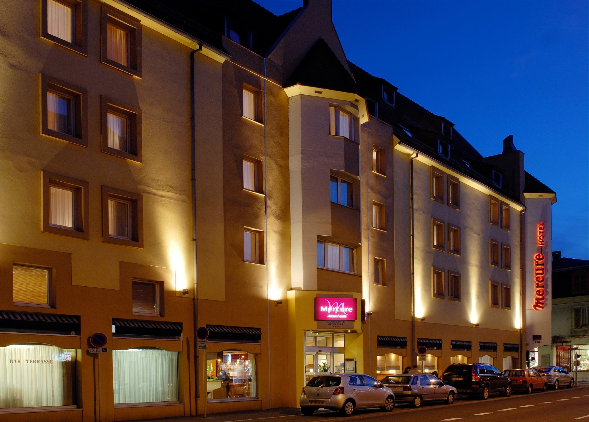 hotel mercure centre: