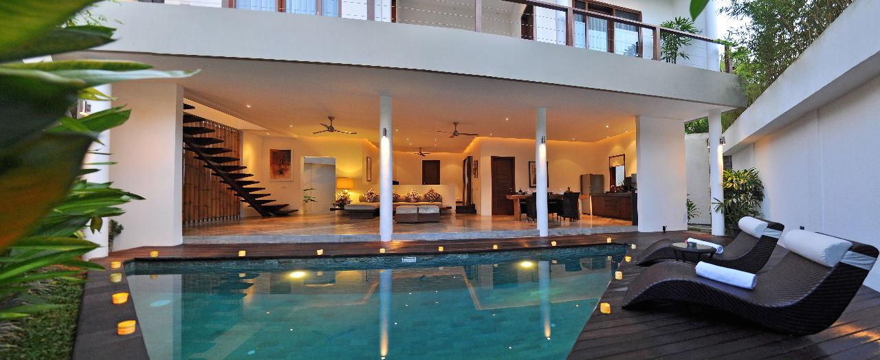 巴厘岛纳吉萨拉斯里那别墅4号酒店