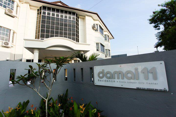Damai 11 Home Vacation
