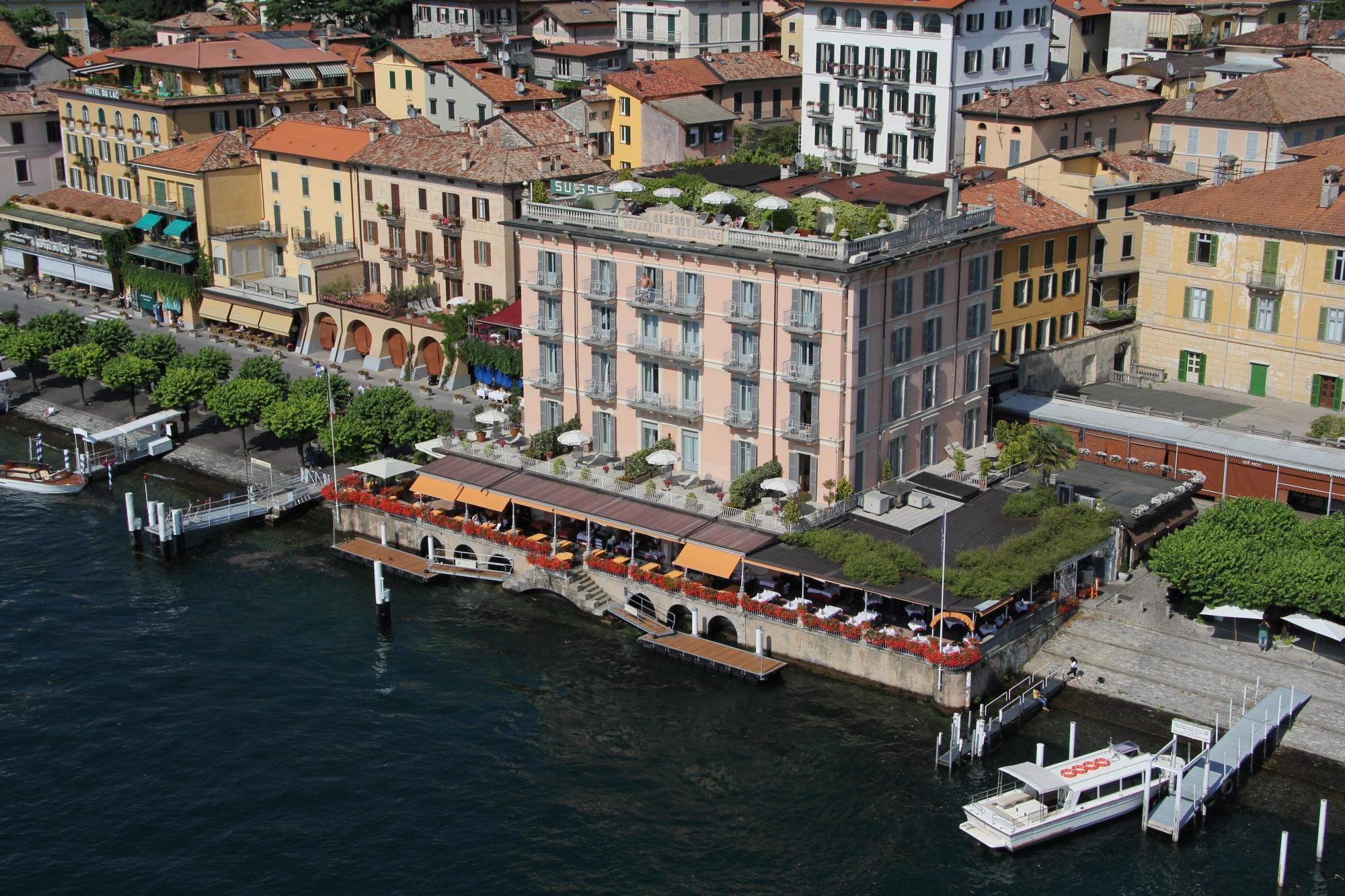 ホテル メトロポール ベラージオ