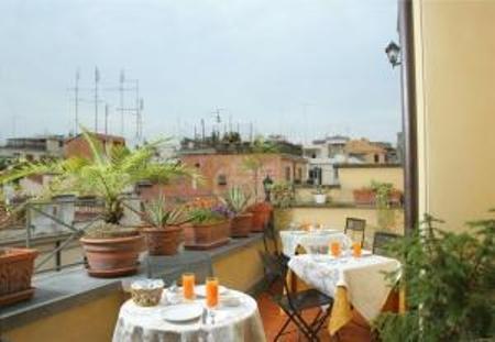 Fellini Inn Rome