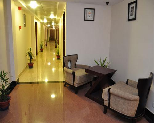 Hotel Brahmaputra Residency