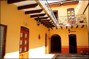 Hotel Parador San Andres