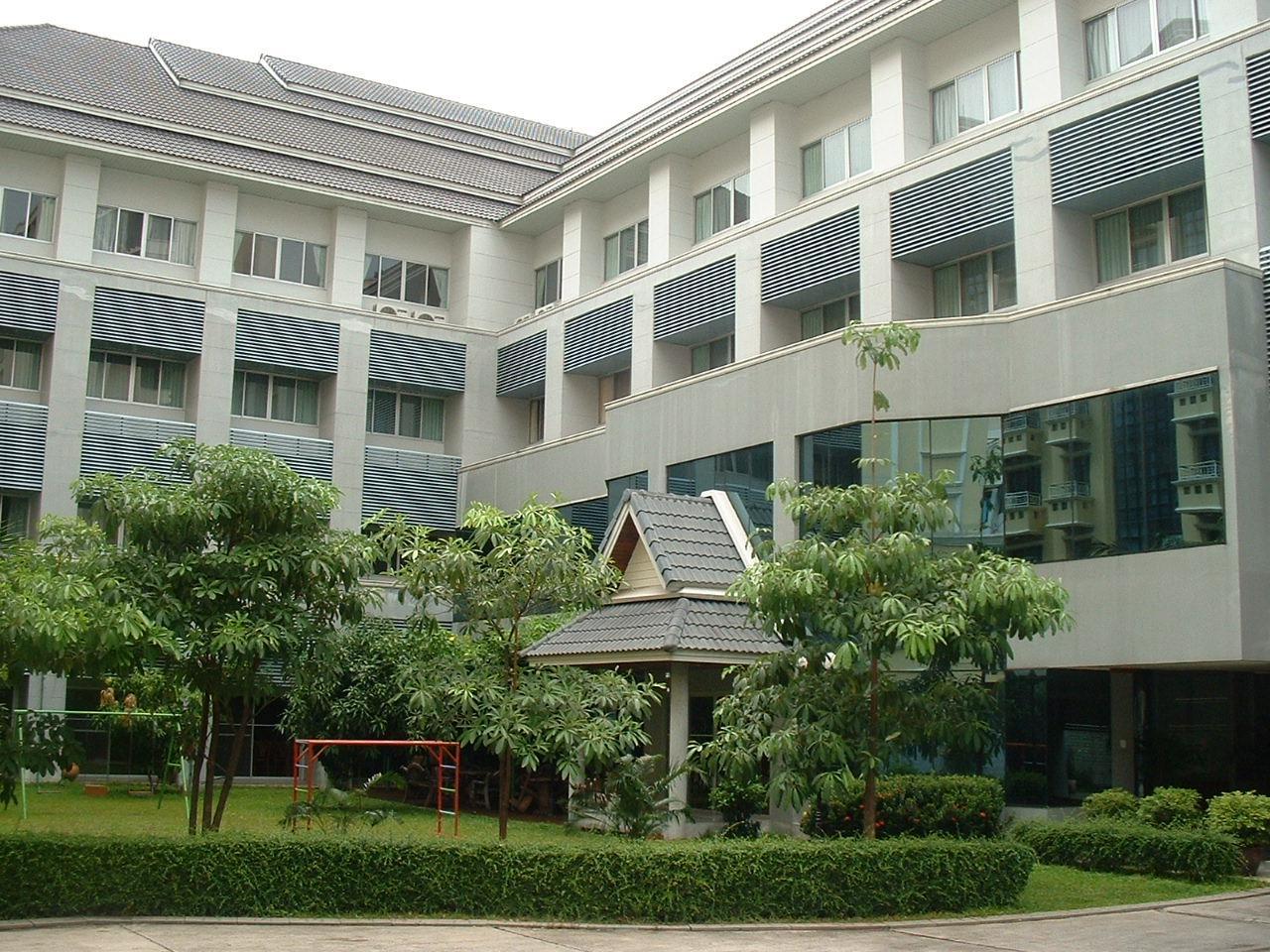 曼谷基督徒賓館