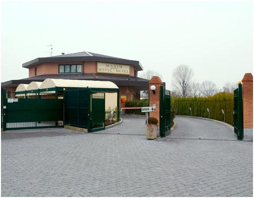 Hotel-Motel Maxim