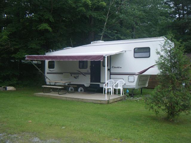 Bonnie Brae Cabins & Campsites