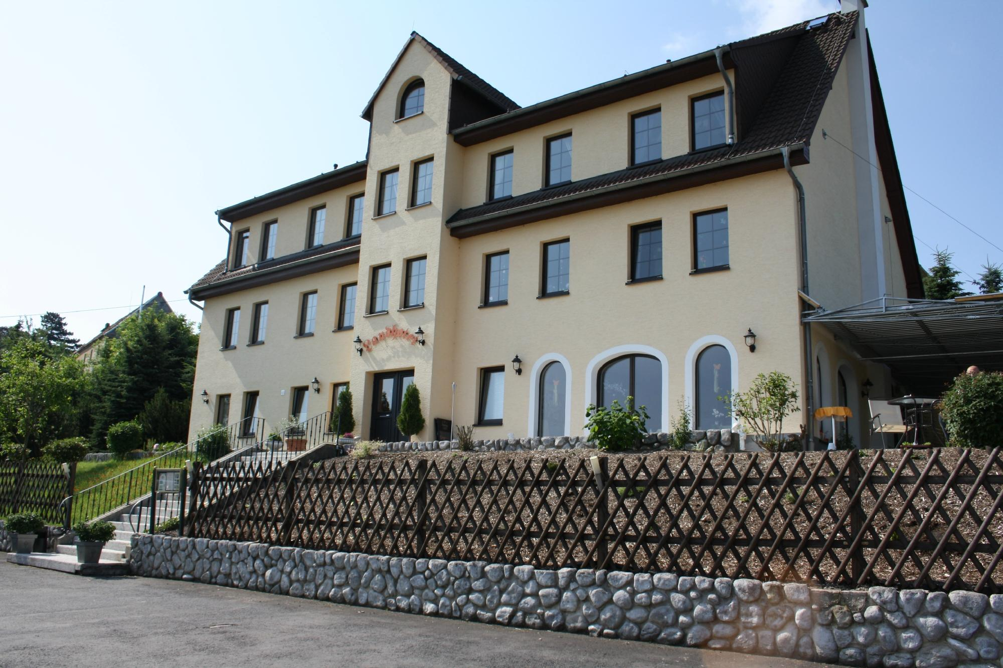 ランドホテル バネウィッツ