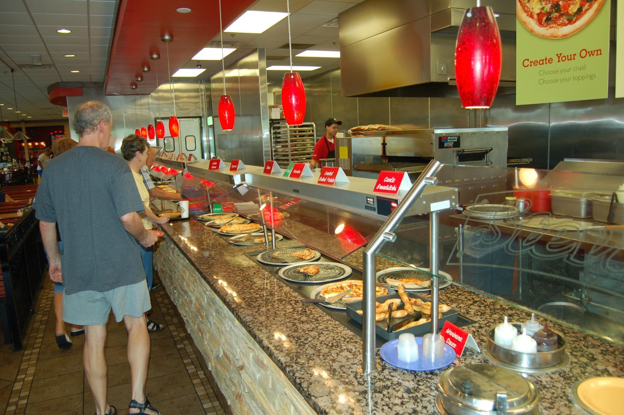 Stevi Bs Pizza Buffet Gainesville Restaurant Reviews Phone - Stevi b's us map