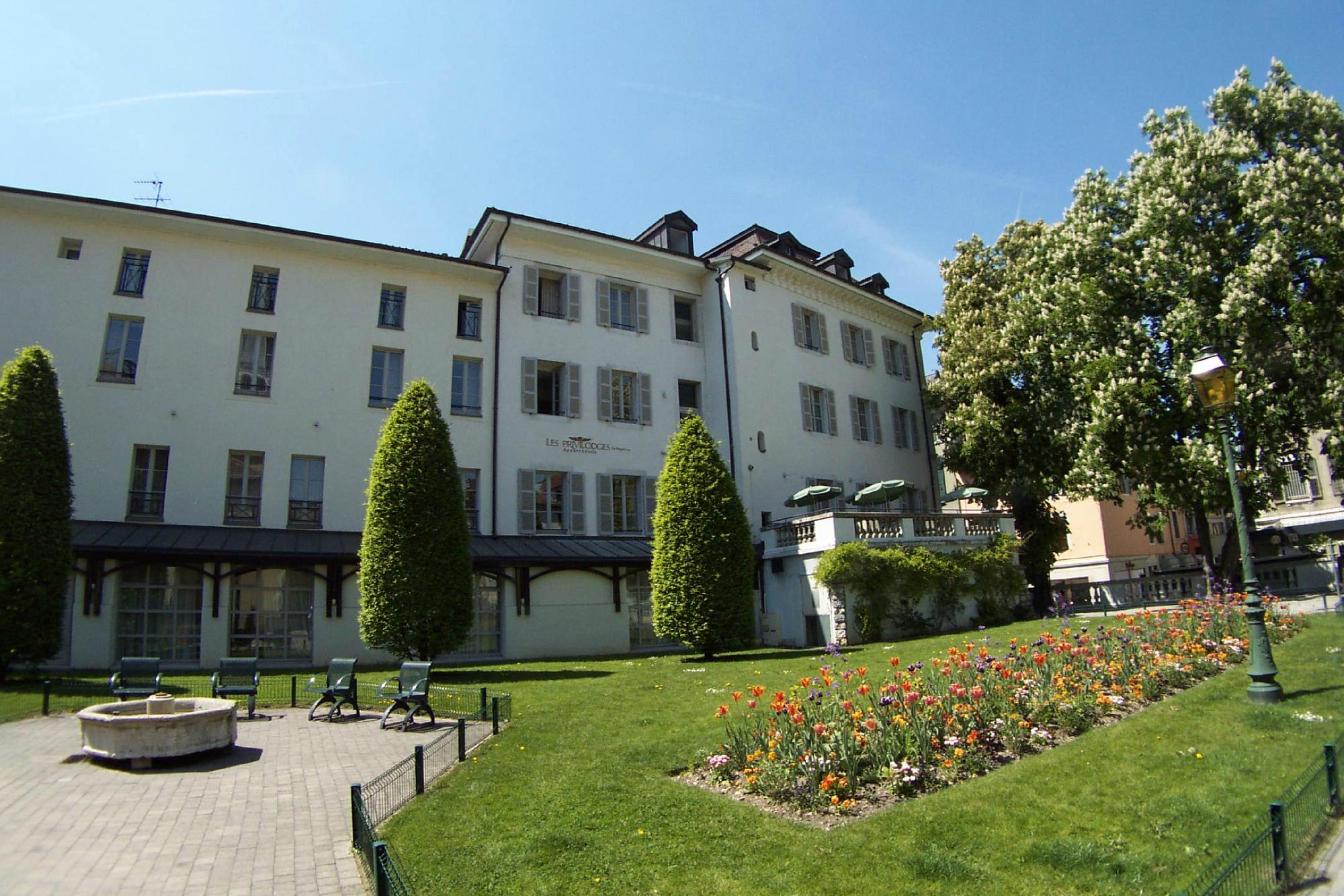 Privilodges Le Royal - Apparthotel