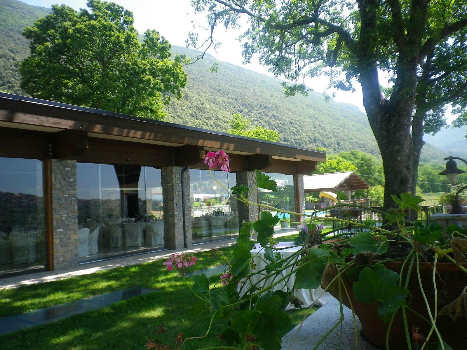 綠色公園生態旅館