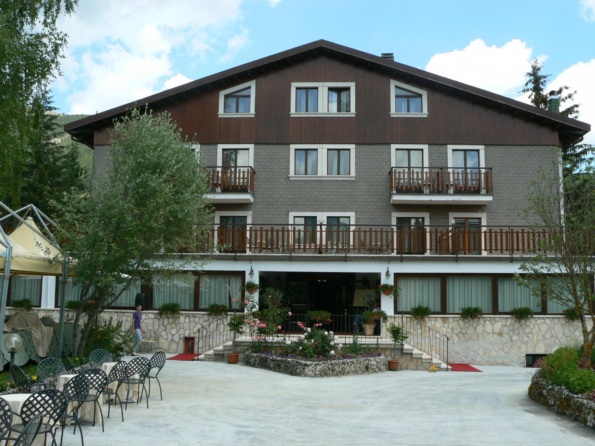 Pescasseroli Italy  city images : Hotel Edelweiss Pescasseroli, Italy Hotel Reviews TripAdvisor