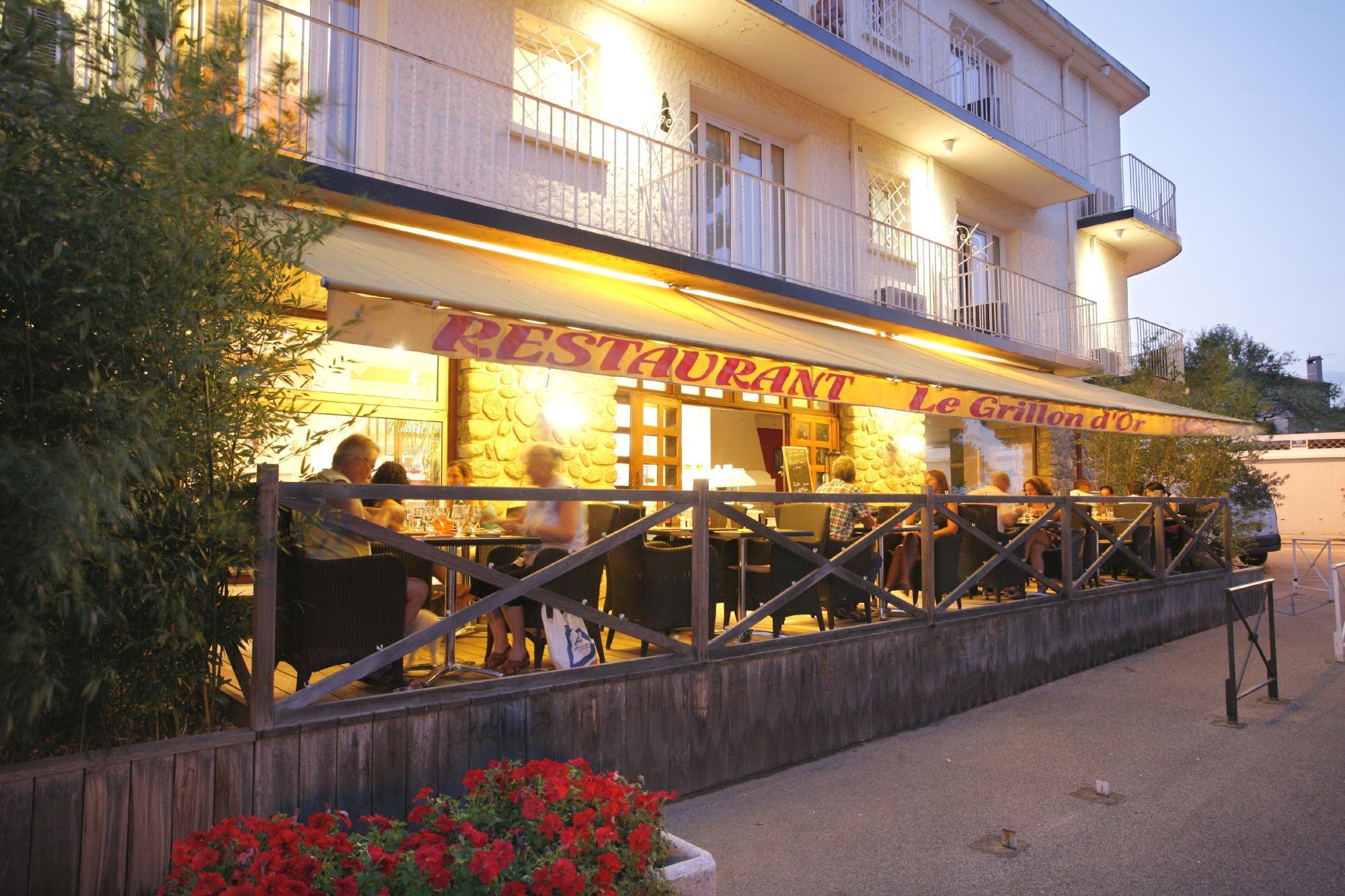 Inter Hotel Le Grillon d'Or