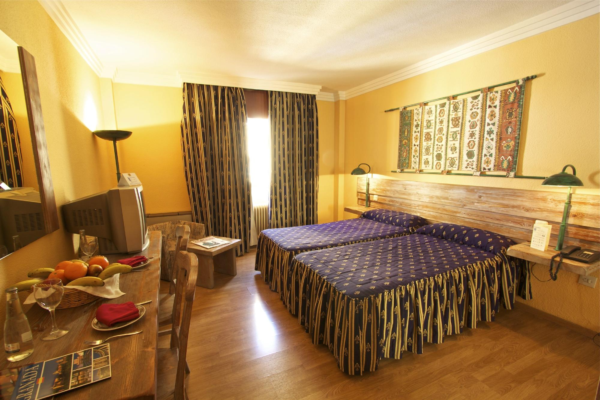 Aben Humeya Hotel