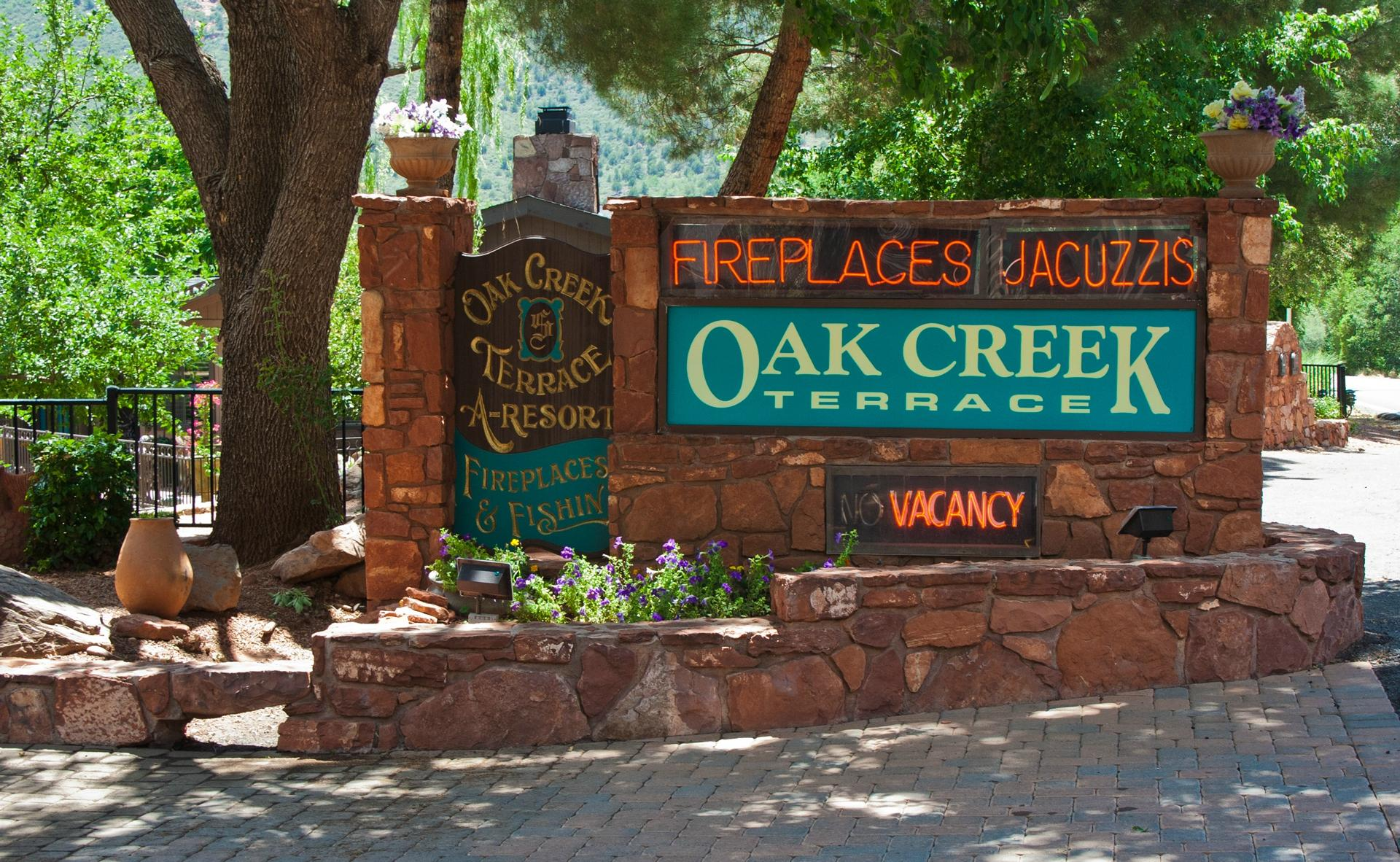 Oak Creek Terrace Resort