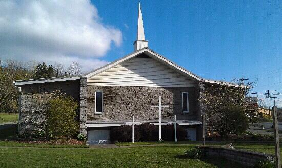 Saltsburg Baptist Church