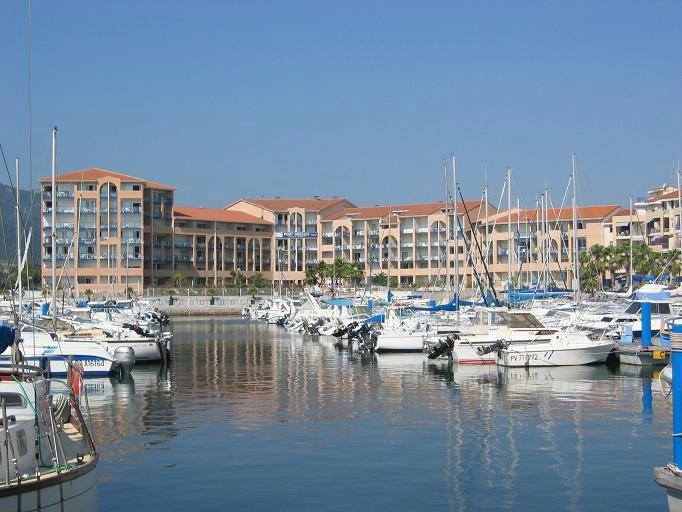 Residence Port Argelès