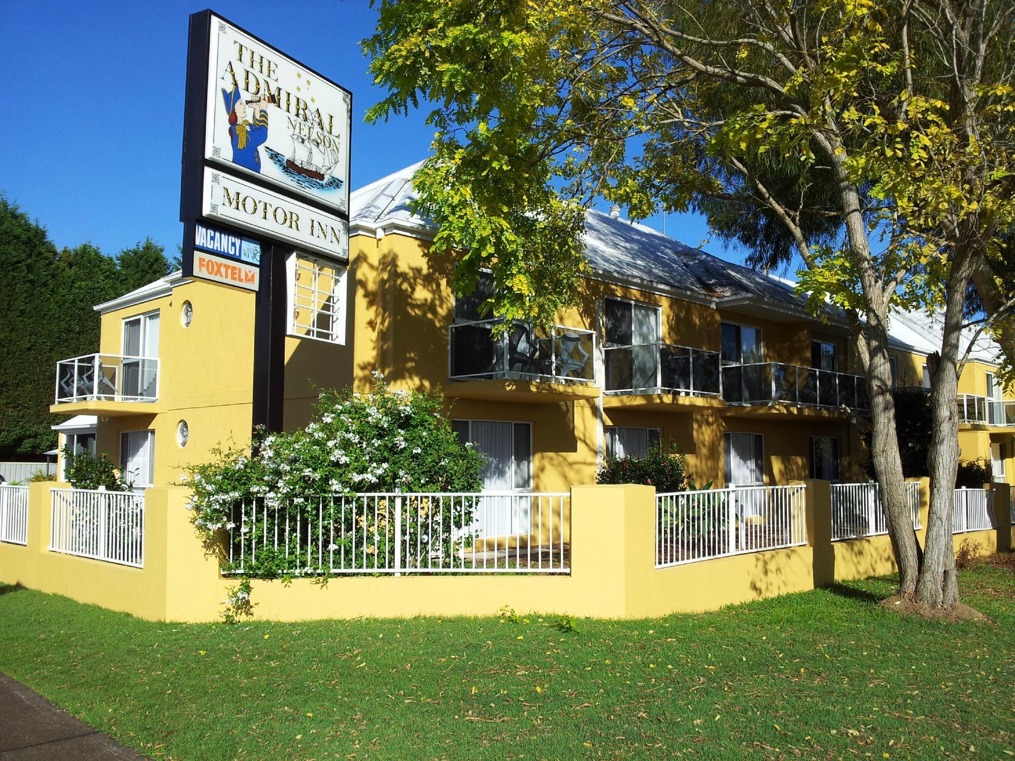 Admiral Nelson Motor Inn