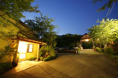 白水温泉竹の倉山荘