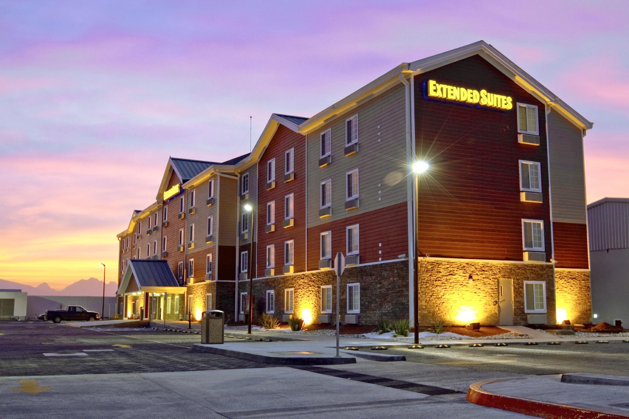 Extended Suites Monterrey