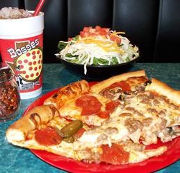 Bosses Pizza New Braunfels