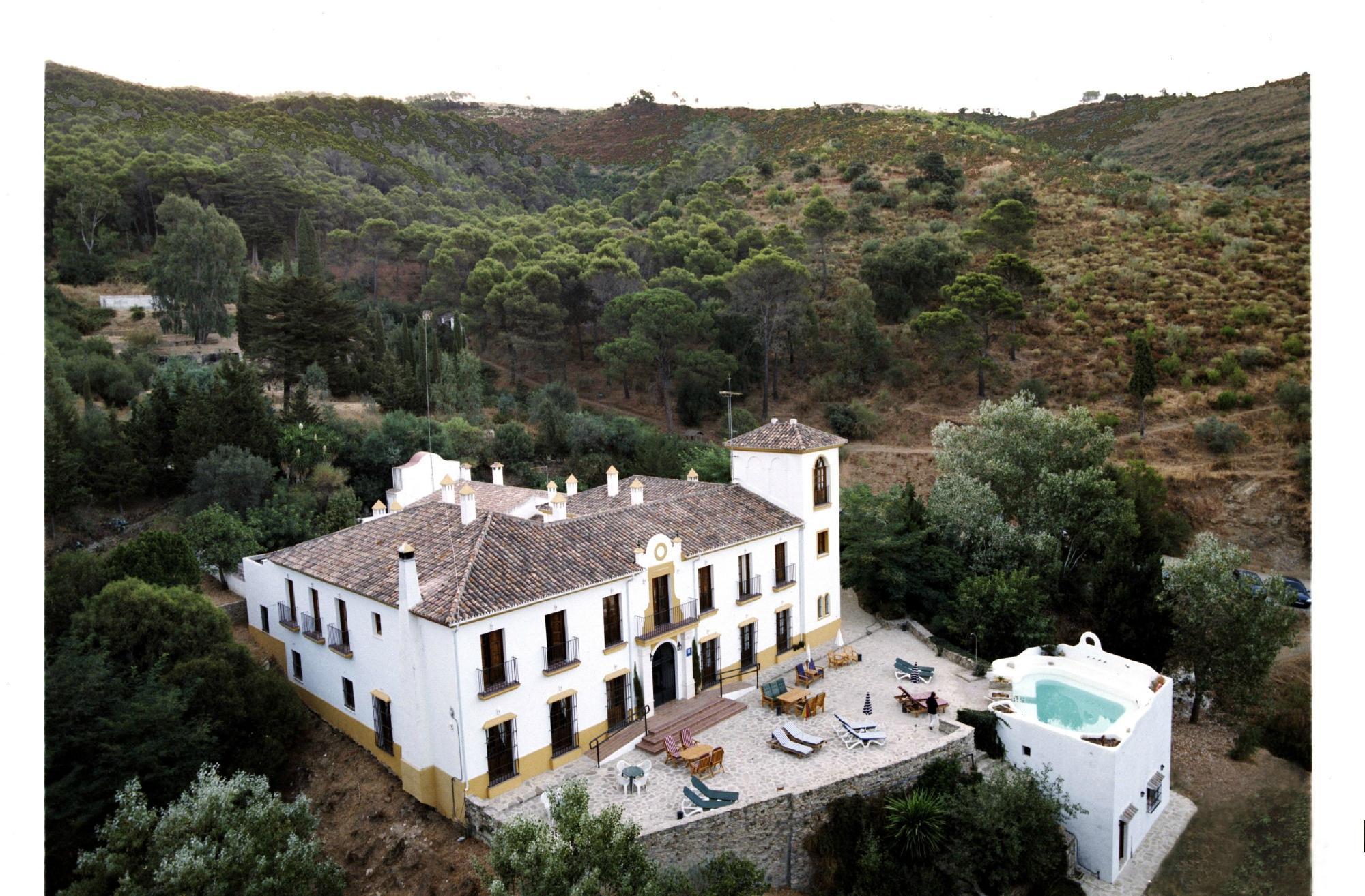 hotel montes de malaga: