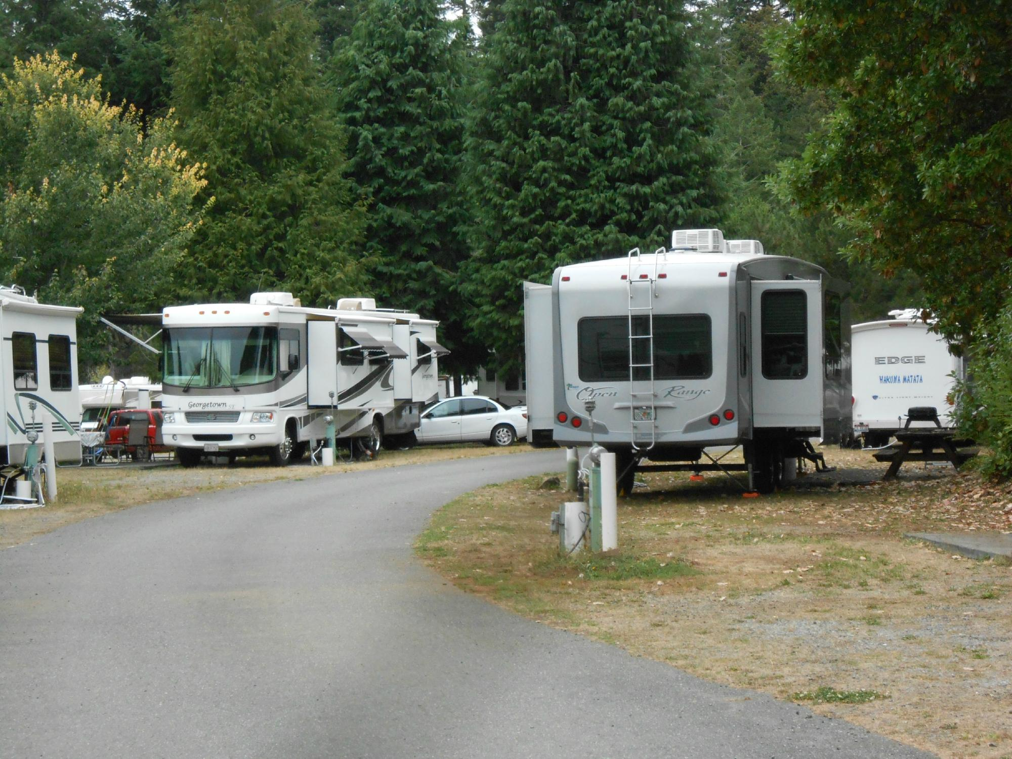 Hiouchi RV Resort